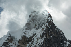 Jirishanca, Peru and the attempt by Michi Wohlleben, Arne Bergau and Hannes Jähn.