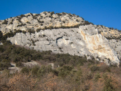 Parete Fabio Giacomelli, Mandrea di Laghel, Arco, Valle del Sarca
