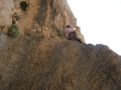 Aldo Mazzotti exiting pitch 2