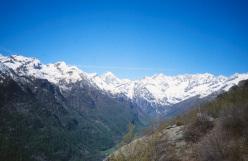 La testata della Val Grande.