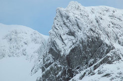 Dave MacLeod on Don't Die of Ignorance XI,11 Ben Nevis.