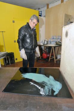 L'AQUILA ITAS, una preziosa formella in rame e smalto fatta realizzare da ITAS in esclusiva dal noto artista trentino Paolo Tait.