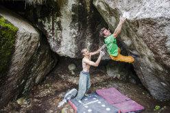 Stefano Ghisolfi su Climber Vibratron