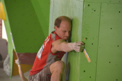 Cedric Lachat in semifinale a Log Dragomer