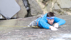 Tom Randall during the first repeat of Appointment with Death  E9 6c