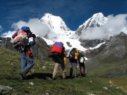 Trekking allo Huayhaush