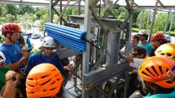 F2 modulo sicurezza autosoccorso: la Torre di Padova della Commissione Centrale Materiali e Tecniche del Cai