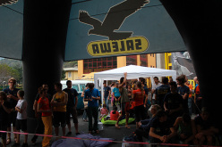 The Salewa Rock Show 2013 at Verres