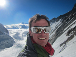 British mountaineer Kenton Cool