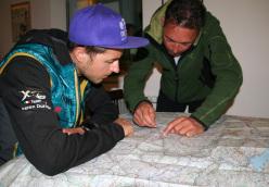 Il meranese Aaron Durogati, classe 1986, uno degli tre italiani che parteciperà alla Red Bull X-Alps 2013.
