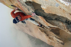 Jeef, the route and the beauty of climbing