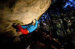 Florian Wenter FA of Leiwand 8b
