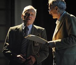 TrentoFilmFestival 2008. Pierre Mazeaud e Pietro Crivellaro
