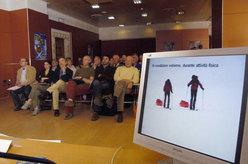 Un momento del Convegno di Medicina di montagna in occasione del 56° TrentoFilmfestival