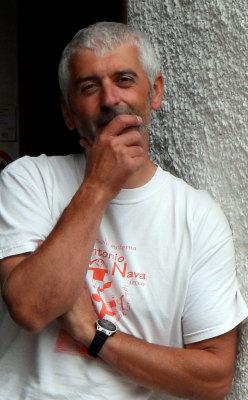 Marco CortiMela, Presidente del Gruppo alpinistico Gamma di Lecco