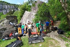 08-09/06/2013: Scurla Plock, il raduno boulder in Valle di Daone