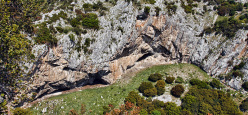 Anavra sector D – The Big Caves, the new crag in central Greece.