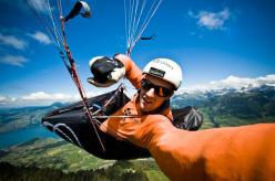 Domenica 7 luglio: inizia il Red Bull X-Alps 2013, la difficilissima gara da Salisburgo in Austria fino al Principato di Monaco.
