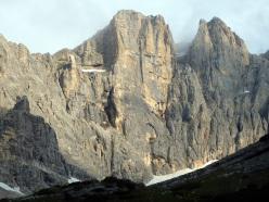 Cima di Pratofiorito (Dolomiti di Brenta)