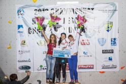 Aleksandra Rudzinska, Anna Tsyganova e Yuliya Levochkina