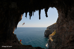 Salento Verticale: new sports climbs in the area between Ponte Ciolo and Santa Maria di Leuca