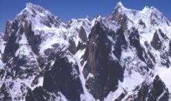 Uli Biaho (6109m), Trango, Pakistan