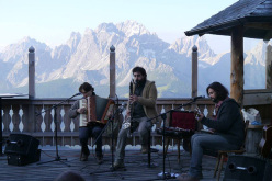 Adventure Movie Award Days 2013: il concerto all'alba con la Piccola Bottega Baltazar