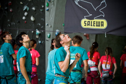 Salewa Rockshow 2013: the final at Bolzano