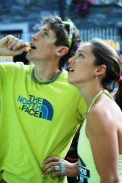 James Pearson e Caroline Ciavaldini fanno il tifo per i finalisti