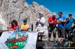 Domenica 28 luglio 2013 al Rifugio Franchetti il 4° concerto in quota: la presentazione del libro.