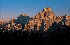 Jof Fuart e Montasio versante Nord Ovest