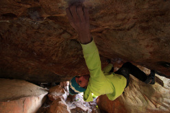 Madiba 8B Rocklands, South Africa.