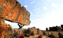 The Rhino 7B Rocklands, Sudafrica.