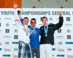Alessandro Santoni, Campione del Mondo Speed della categoria Youth A.