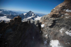 21/08/2013 Kilian Jornet Burgada sets a new speed record on the Matterhorn in 2:52:02.
