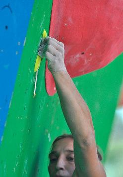 Open Boulder: Yulia Abramchuk