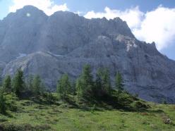 Creta Forata, Alpi Carniche