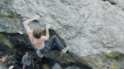 Daniel Woods e The Wheel of Chaos 8B+