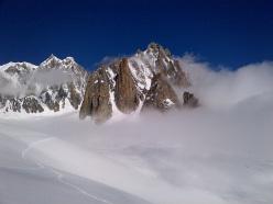 Visione... Monte Bianco