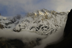 Destination Annapurna South Face for Ueli Steck and Don Bowie
