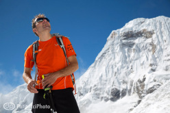 Ueli Steck and Annapurna: the interview after his South Face solo