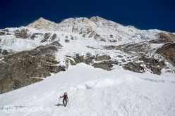Ueli Steck and his Annapurna solo recounted by Erri De Luca