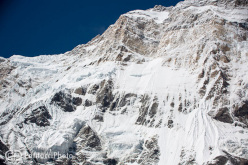 Annapurna south face, Yannick Graziani and Stephane Benoist's reported ascent