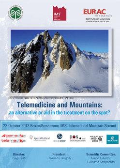 Convegno Telemedicina e Montagna - 22 ottobre 2013 - Bressanone