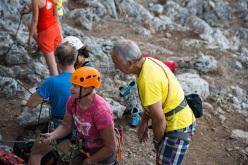 The climbing marathon