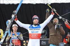 Davide Simoncelli, vincitore del Alpine Rock Fest 2012.