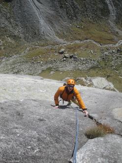 Mille Splendidi Soli (7a, 270m, Sibilla Bariani, Gianni Tomasoni 08/2013).