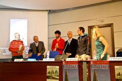 Premio Silla-Ghedina 2013 ad Alessandro Baù, Alessandro Beber e Nicola Tondini per la loro nuova via Colonne d'Ercole sulla Punta Tissi, parete Nord-Ovest della Civetta (Dolomiti)