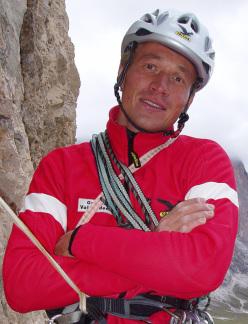 Ivo Rabanser, l'autore di