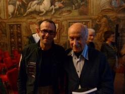 Nicola Tondini e Spiro dalla Porta Xidias